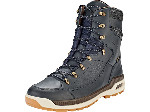 Lowa Renegade Evo Ice GTX Saappaat Miehet, navy/honey